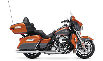 Harley–Davidson Electra Glide Ultra Classic Low