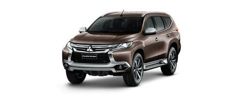 Mitsubishi Pajero Sport VS Ford Everest