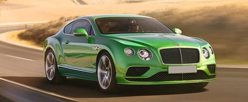 360° View of Bentley Continental