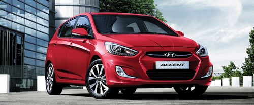 Hyundai Accent 5-Door
