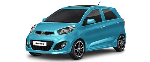 KIA Morning VS Chevrolet Spark