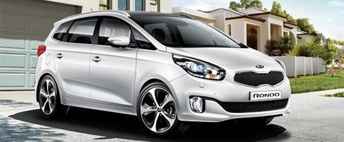360° View of KIA Rondo