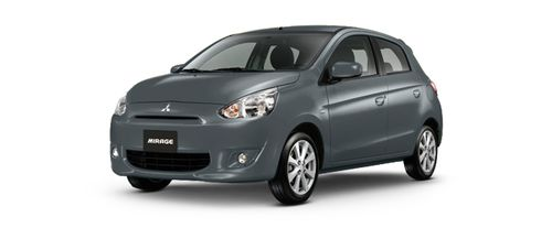 KIA Morning VS Mitsubishi Mirage